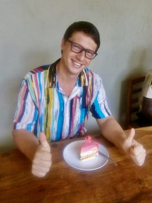Dilo en de roze taart