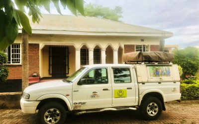 Op huizenjacht in Lilongwe