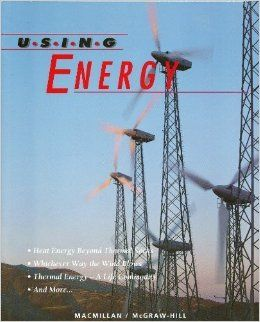 The book Using Energy