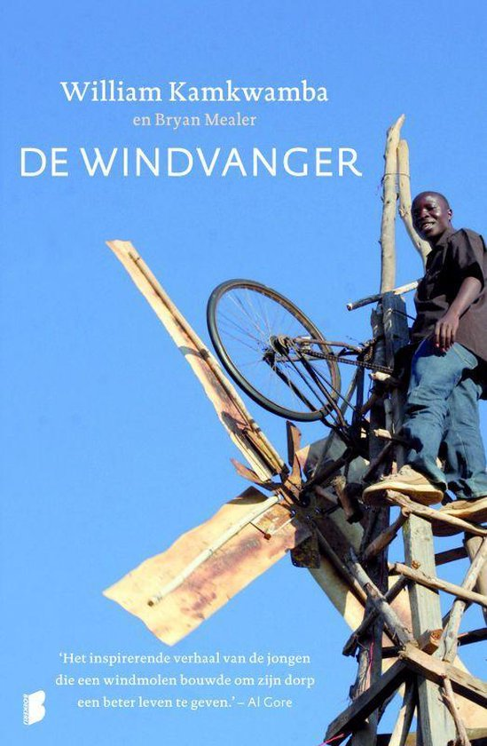 The book The boy who harnessed the wind