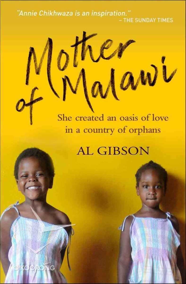 The book Mother of Malawi – Malawi
