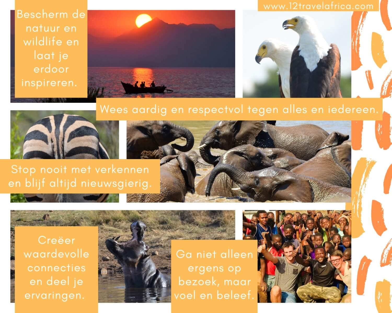 Visie en missie 1 2 Travel Africa