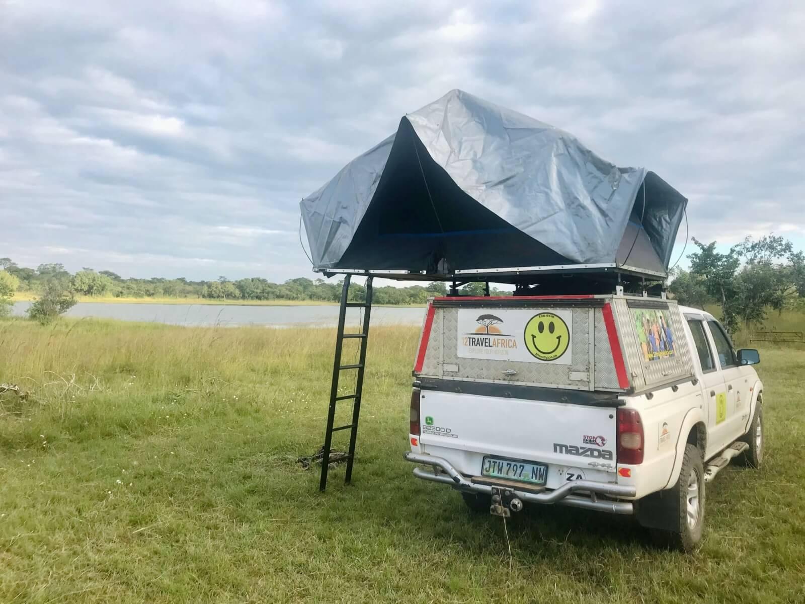 Malawi, de Lifupa Kasungu Campsite